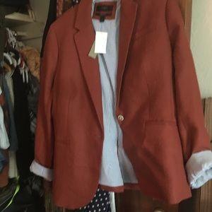 NWT J-Crew blazer size 12